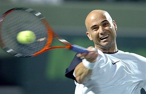 Open de Andre Agassi (nota = 8,0)